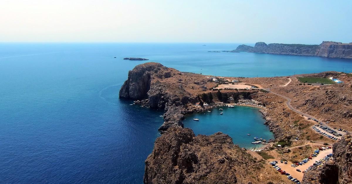 Griechenland Woche: Rhodos