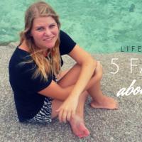 Life of K. - 5 Fakten über mich