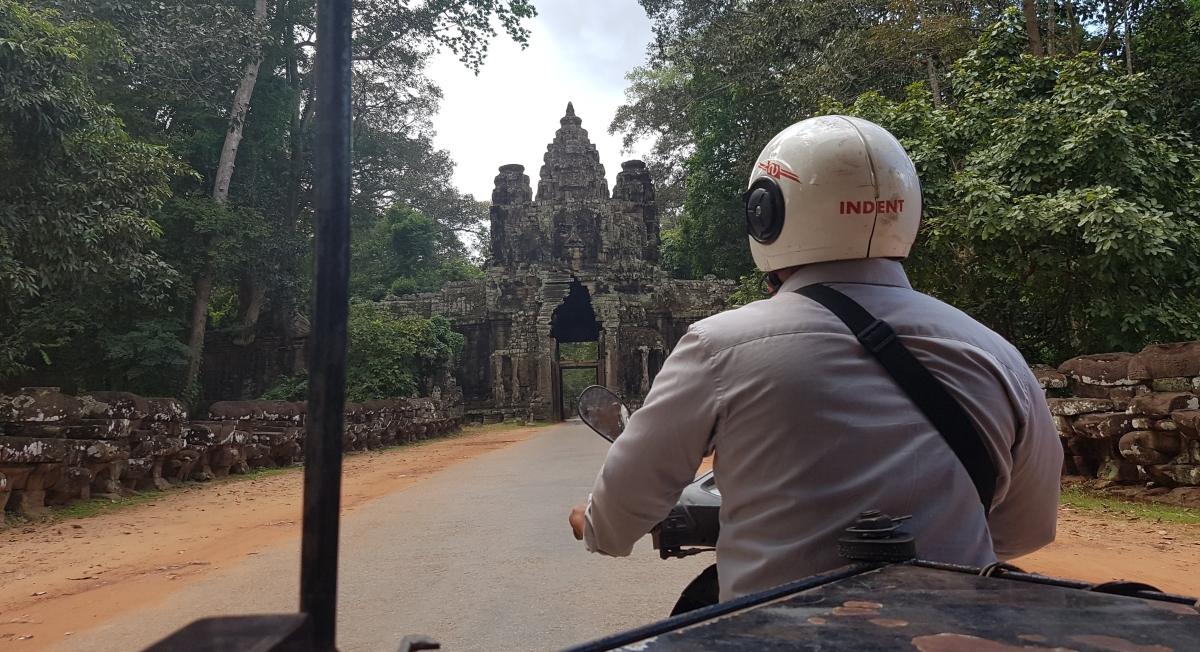 Südostasien - Kambodscha - Angkor Wat